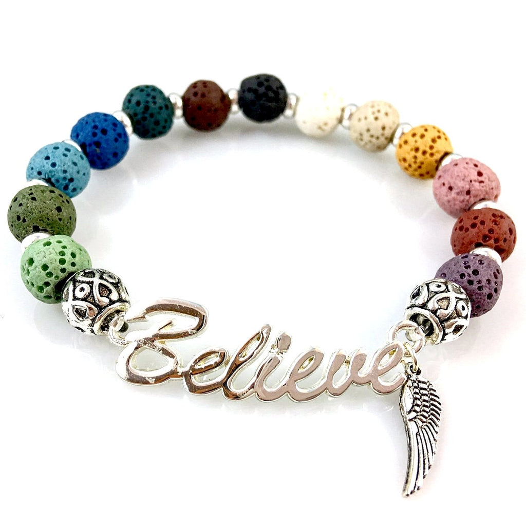 """Believe in Miracles"" Bracelet"