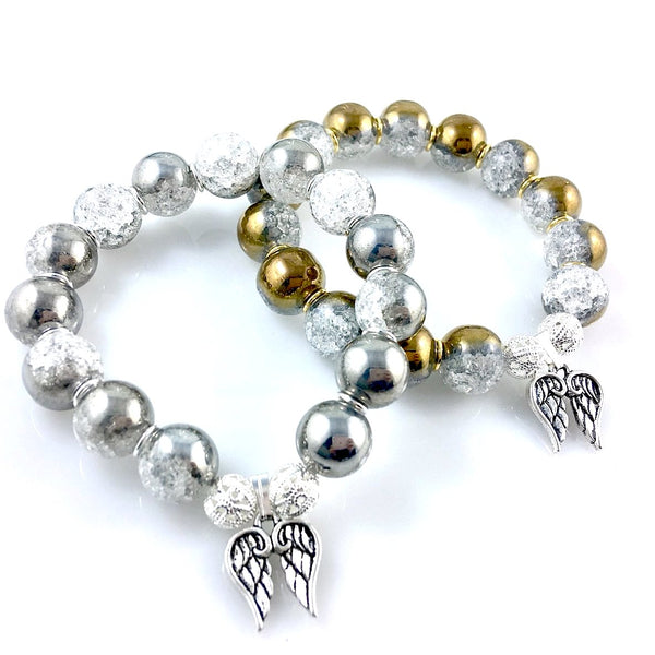 """Ice Angel"" Bracelet"