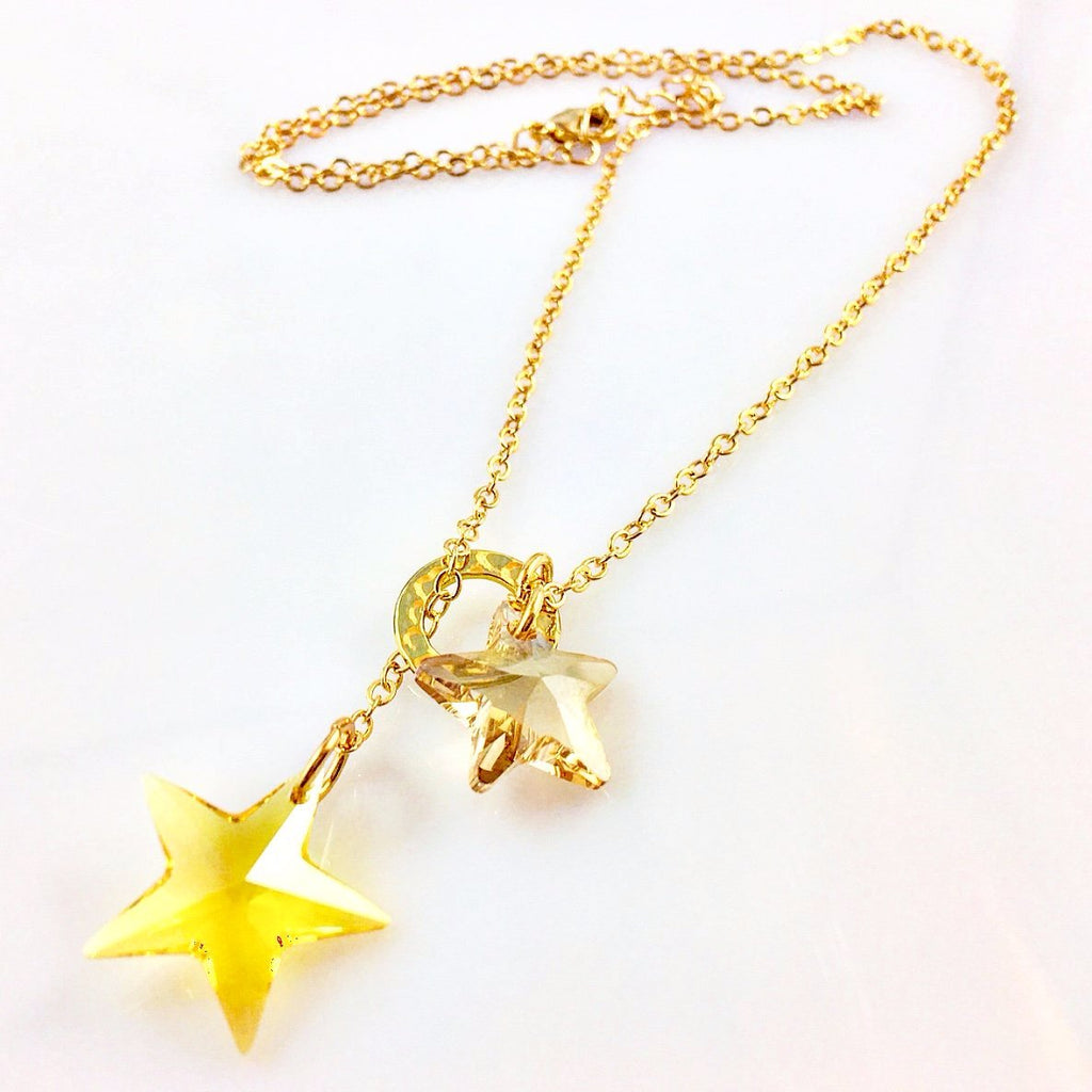 """Shooting Star"" Necklace"