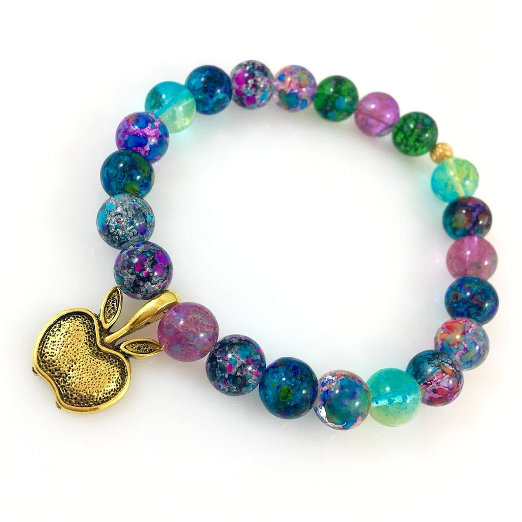 """Learning with Love"" Bracelet"