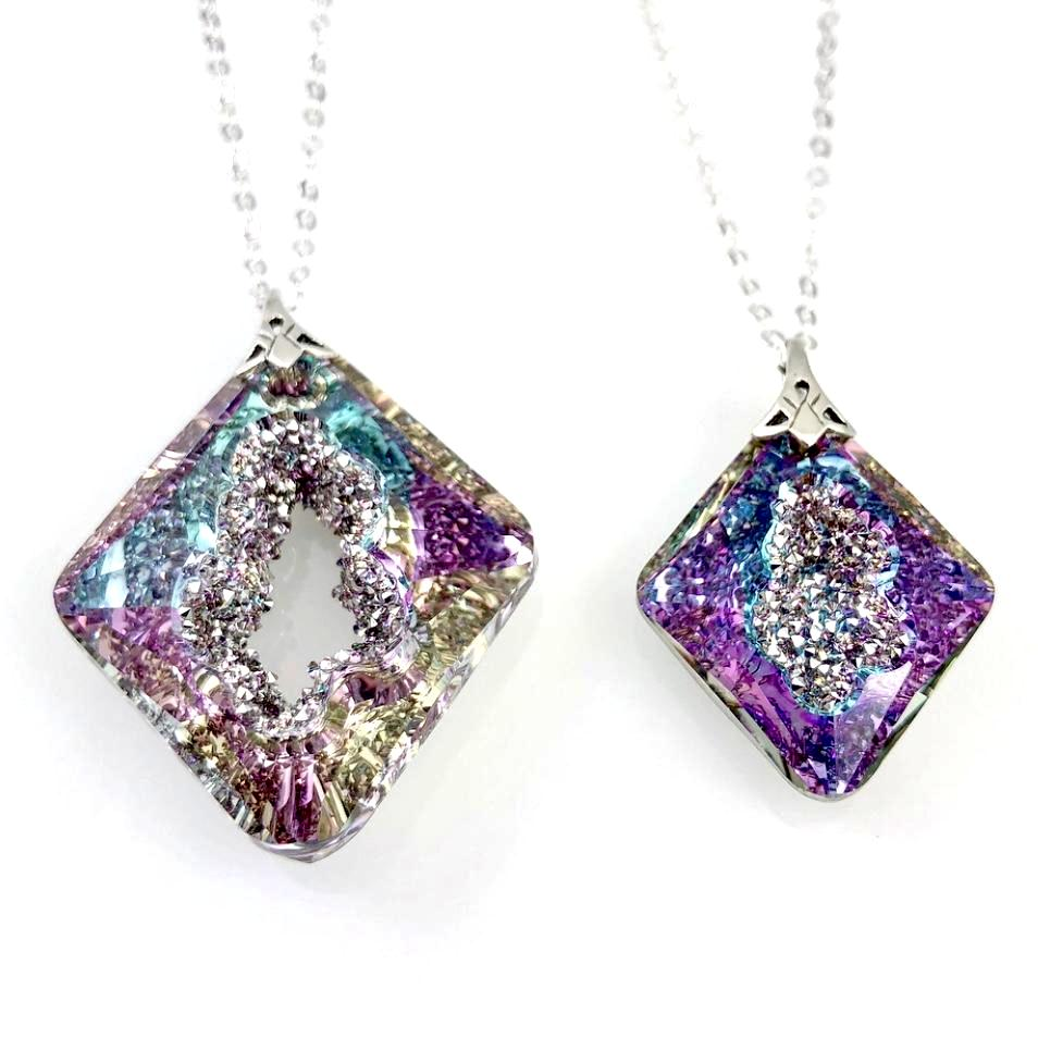 """Brilliance"" Pendant Necklace (2 Options)"