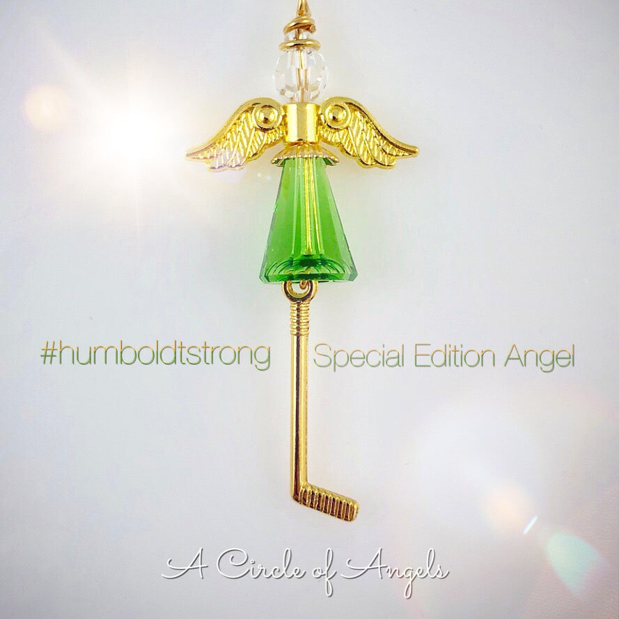 "Special Edition ""#HumboldtStrong"" Angel"