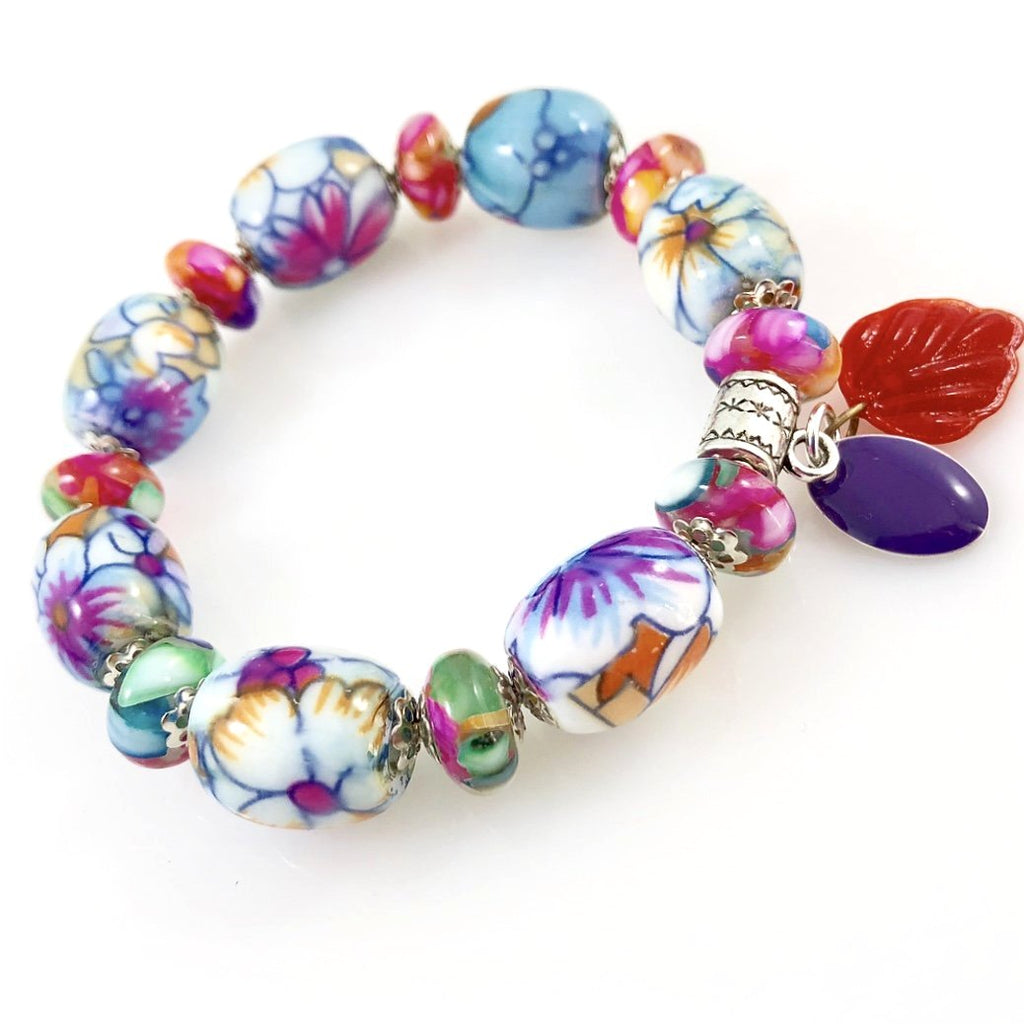"""Bright and Cheer"" Bracelet"