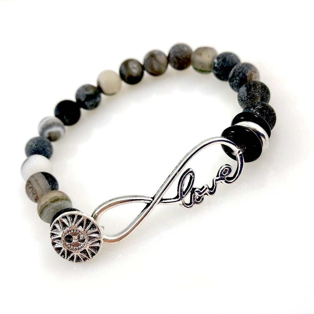 """Love Eternal"" Bracelet"