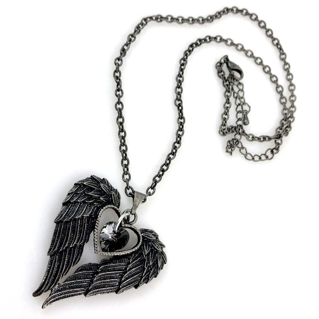 """Warrior Heart"" Necklace"