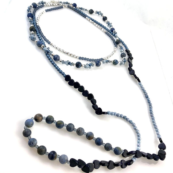"""Blue Bliss"" Necklace"