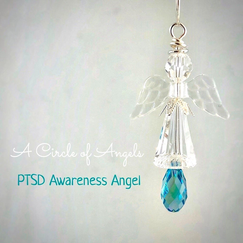 """PTSD Awareness"" Angel"