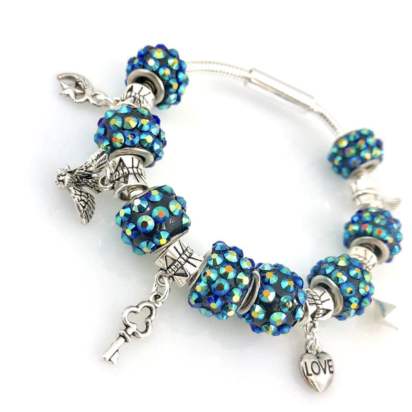 """Emerald Princess"" Bracelet"