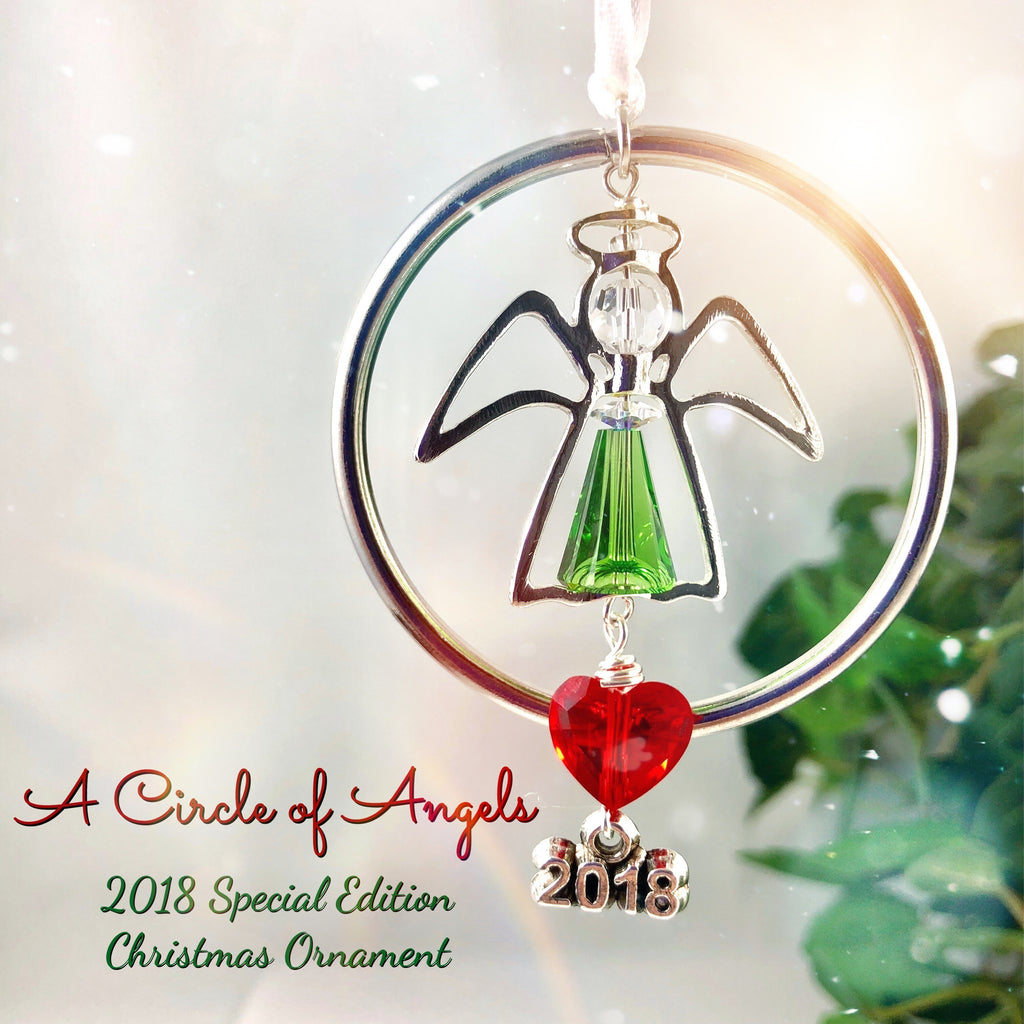 A Circle of Angels - 2018 Special Edition Christmas Ornament