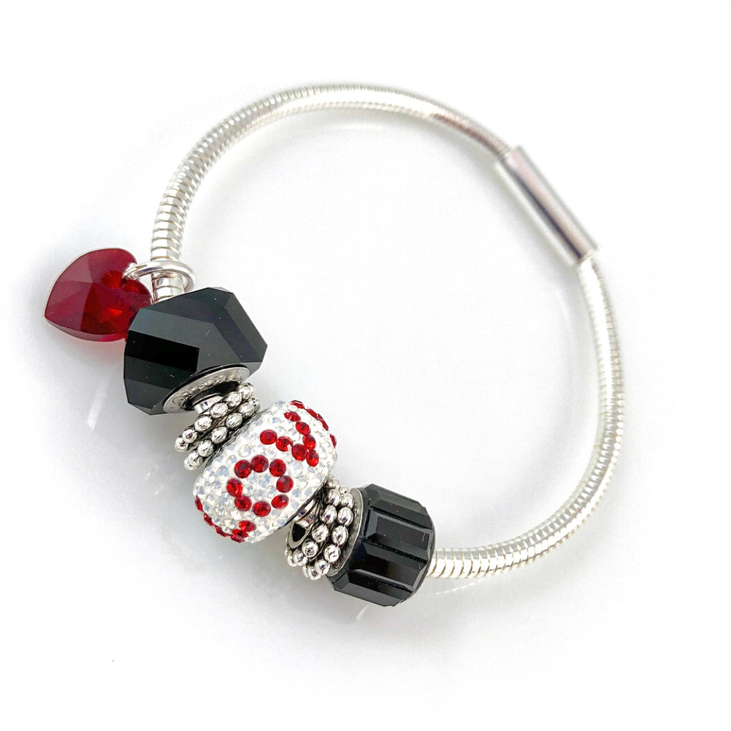 """Within Love"" Bracelet (Red)"
