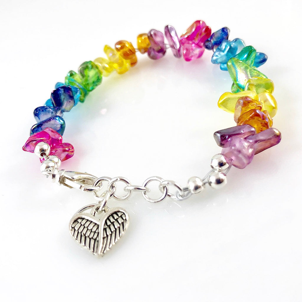 """Unicorn Punch"" Bracelet"