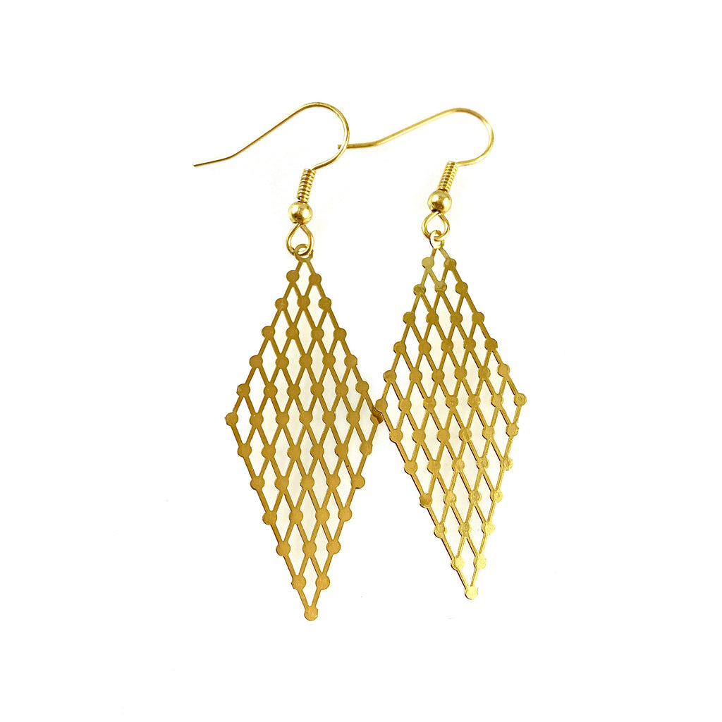 """Janna"" Earrings"