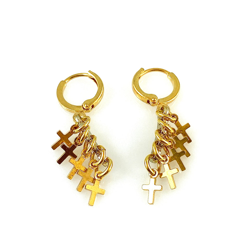"""Jada"" Earrings"
