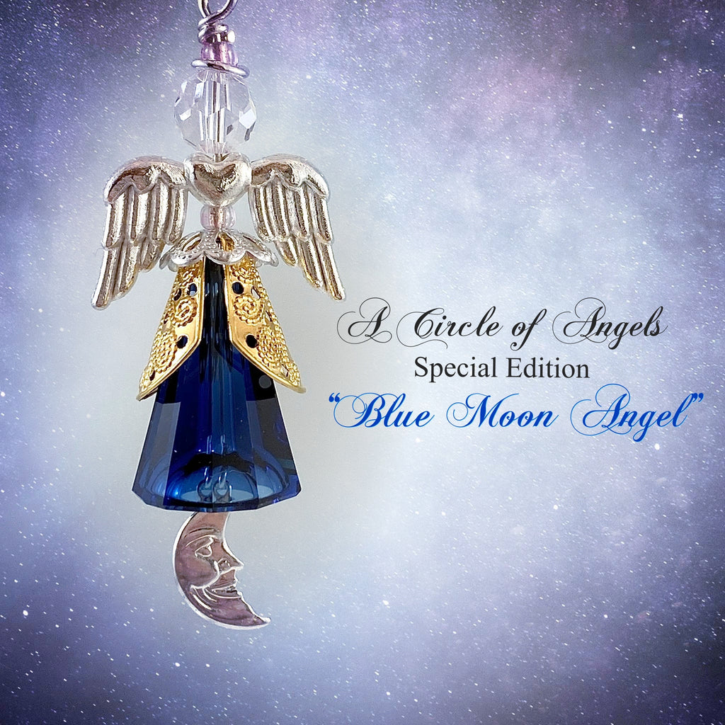 "Special Edition ""Blue Moon"" Angel"