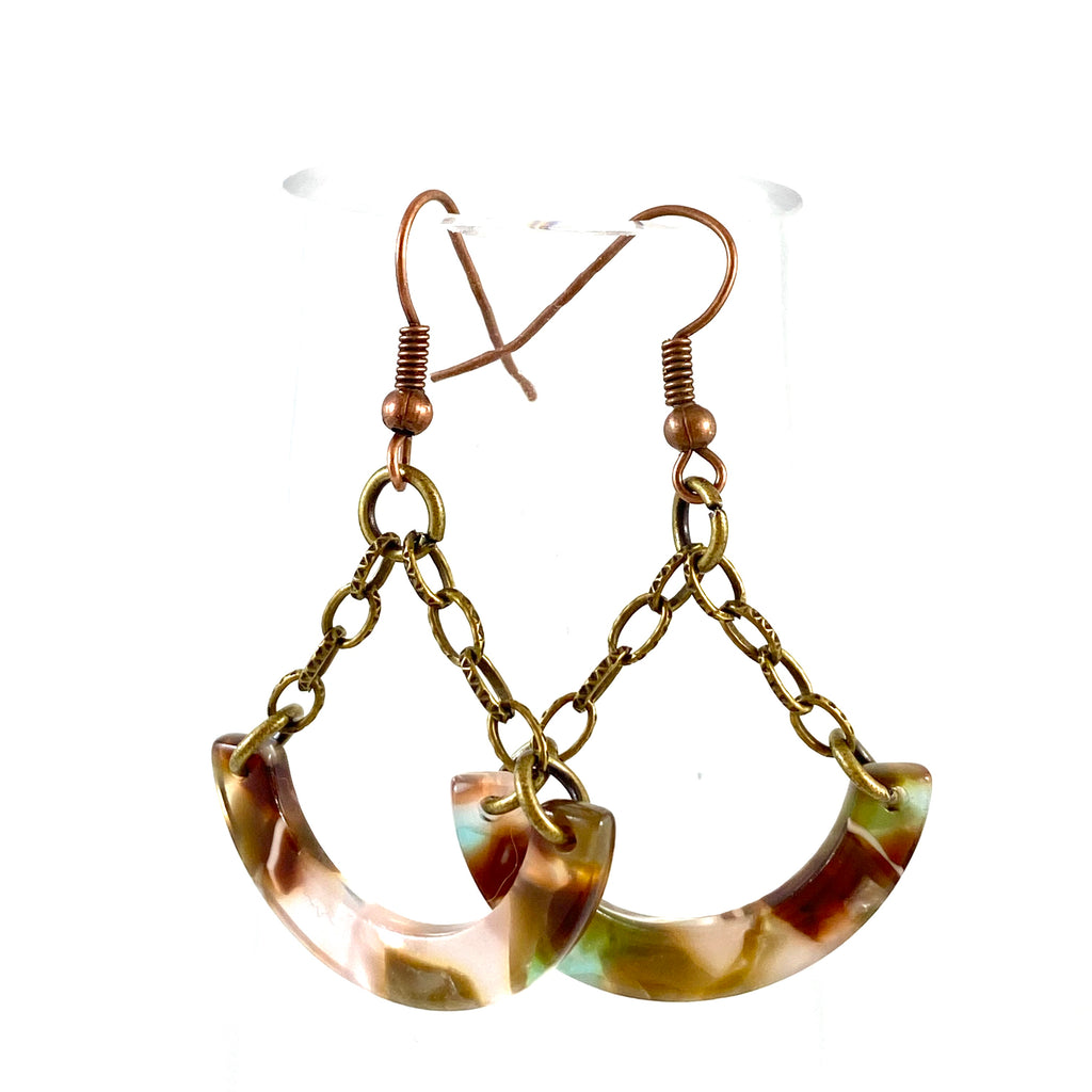 """In the Meadow"" Earrings"