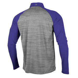 Men's Vandal 1/4 Zip - Gray