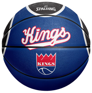 Sacramento Kings Classic Edition B7 Ball