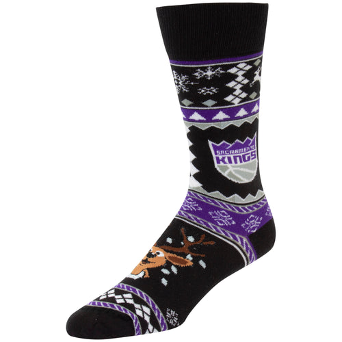 Sacramento Kings Sweater Sock