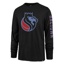 Load image into Gallery viewer, Men's '47 Brand CE 20-21 Super Rival Long Sleeve - Black