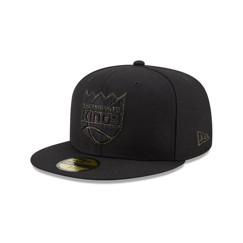 M Logo Spark 5950 Fitted - Black