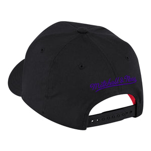 Mitchell&Ness - Neon Flex Snapback - Black