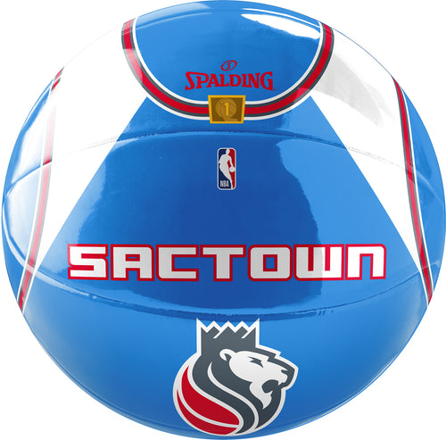 Sacramento Kings Mini City Edition Basketball