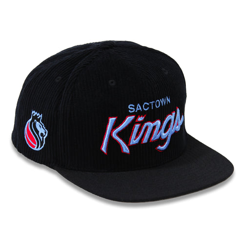 Exclusive - Mens SWISH CE Script Snapback - Black