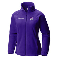 Load image into Gallery viewer, Womens Columbia Benton Springs Fleece - Purple