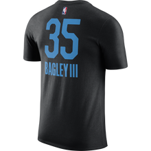 Load image into Gallery viewer, Men's Nike CE 20-21 Name & Number Tee - Bagley 35 - Black
