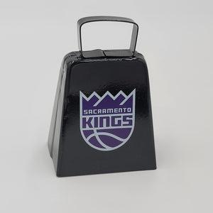 Sacramento Kings Cow Bell - Black