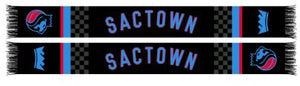 Sacramento Kings Ruffneck City Edition 20-21 Scarf