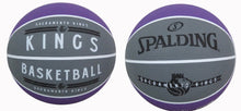 "Load image into Gallery viewer, Sacramento Kings 22"" Mini Warm Up Basketball"