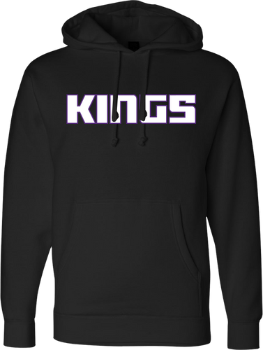 Exclusive - Sacramento Kings Men's STM KINGS HOOD Black