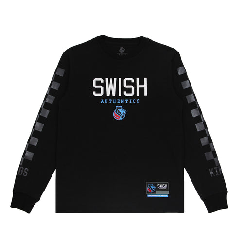 Exclusive - Mens SWISH CE Premium LongSleeve - Black