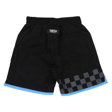 Load image into Gallery viewer, Exclusive - Mens SWISH CE Nylon & Mesh Shorts - Black