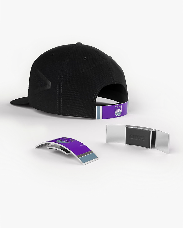 Sacramento Kings Enamel Team Logo SNAP