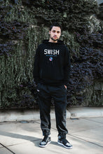 Load image into Gallery viewer, Exclusive - Mens SWISH CE Tech Pullover Hoodie - Black