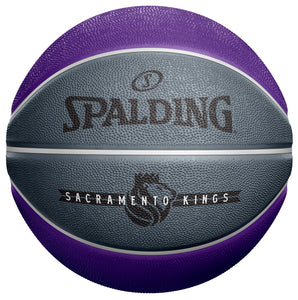 "Sacramento Kings 22"" Mini Warm Up Basketball"
