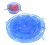 Reusable Silicone Food Cover Stretch Lids