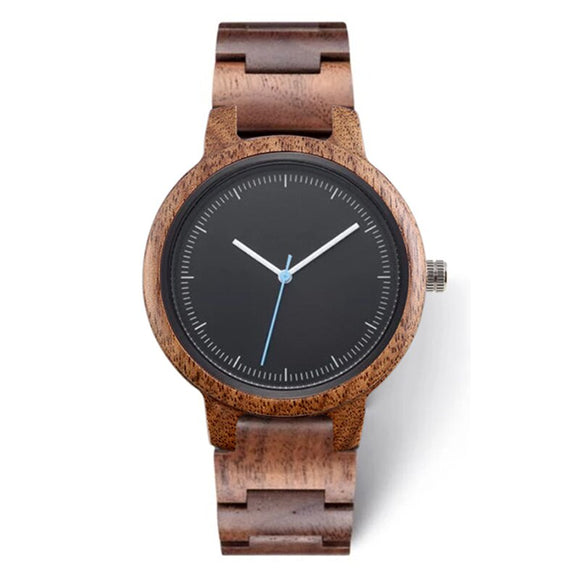 Walnut Watch for Women