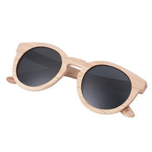 Women's Bamboo Sunglasses