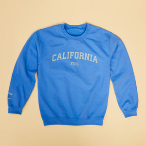 California King Sweatshirt
