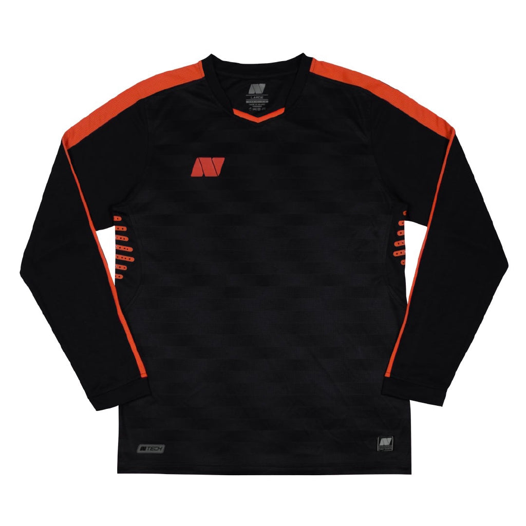 NOIJ BASIC SERIES 3.1 LONGSLEEVE BLACK