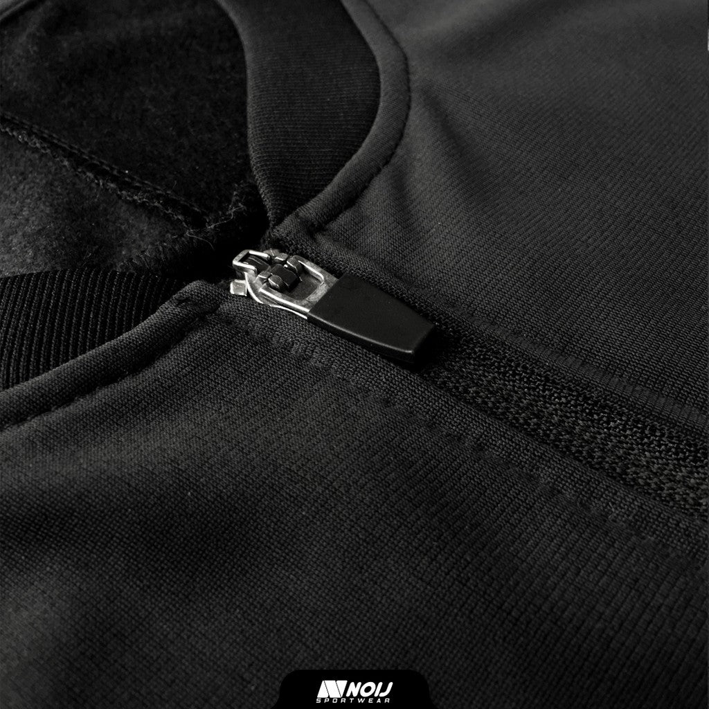 TRACKTOP JACKET RAVEN BLACK SERIES