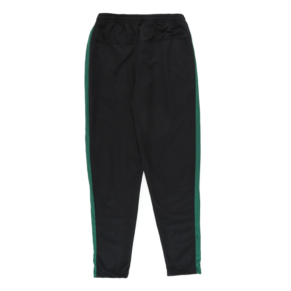 LONGPANTS BASIC BLACK - DARK GREEN
