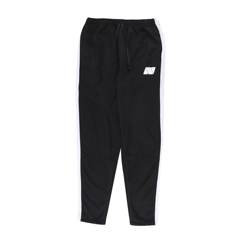 LONGPANTS BASIC BLACK - WHITE