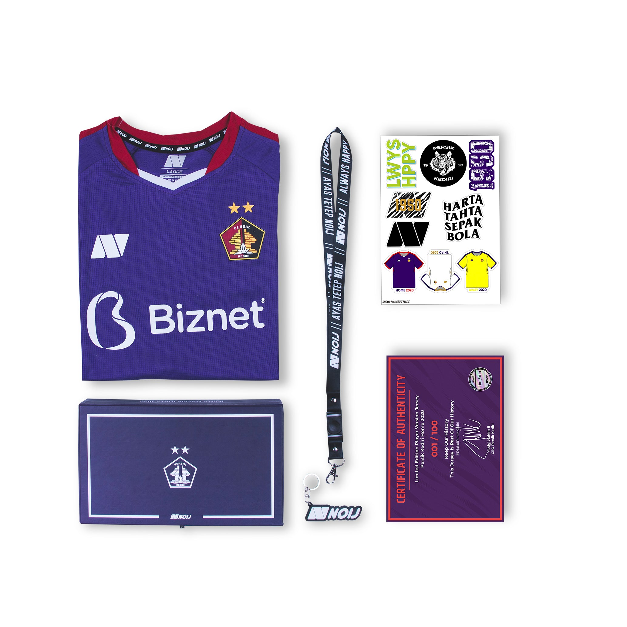 [BOXSET] Persik Home 2020 PLAYER VERSION