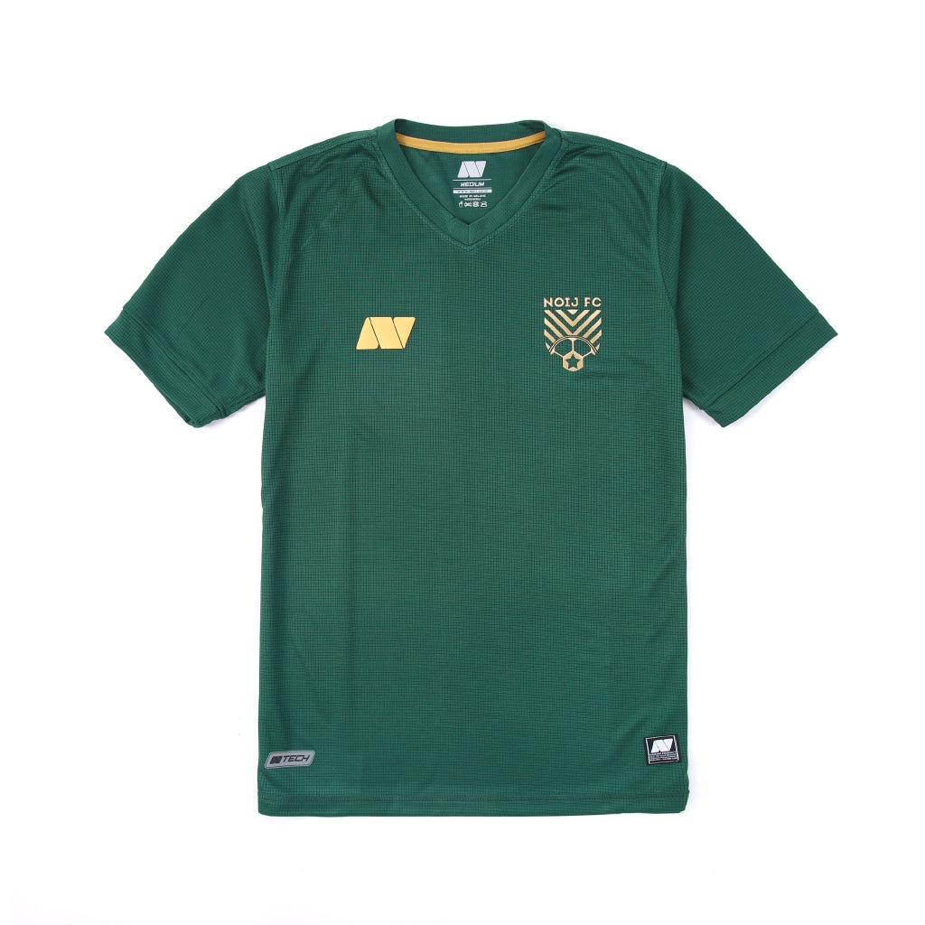 NOIJ FC SERIES DARK GREEN