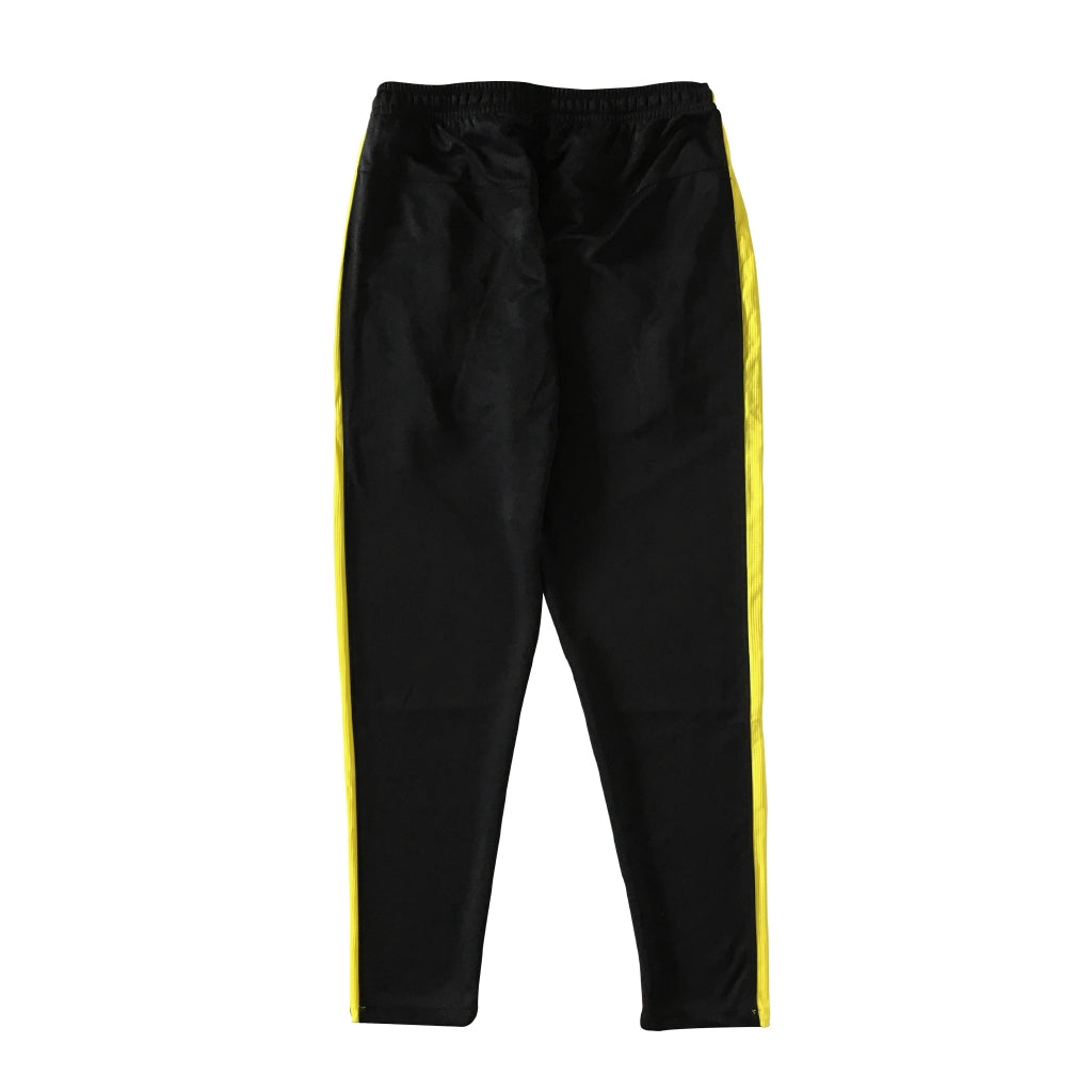 LONGPANTS BASIC BLACK - YELLOW