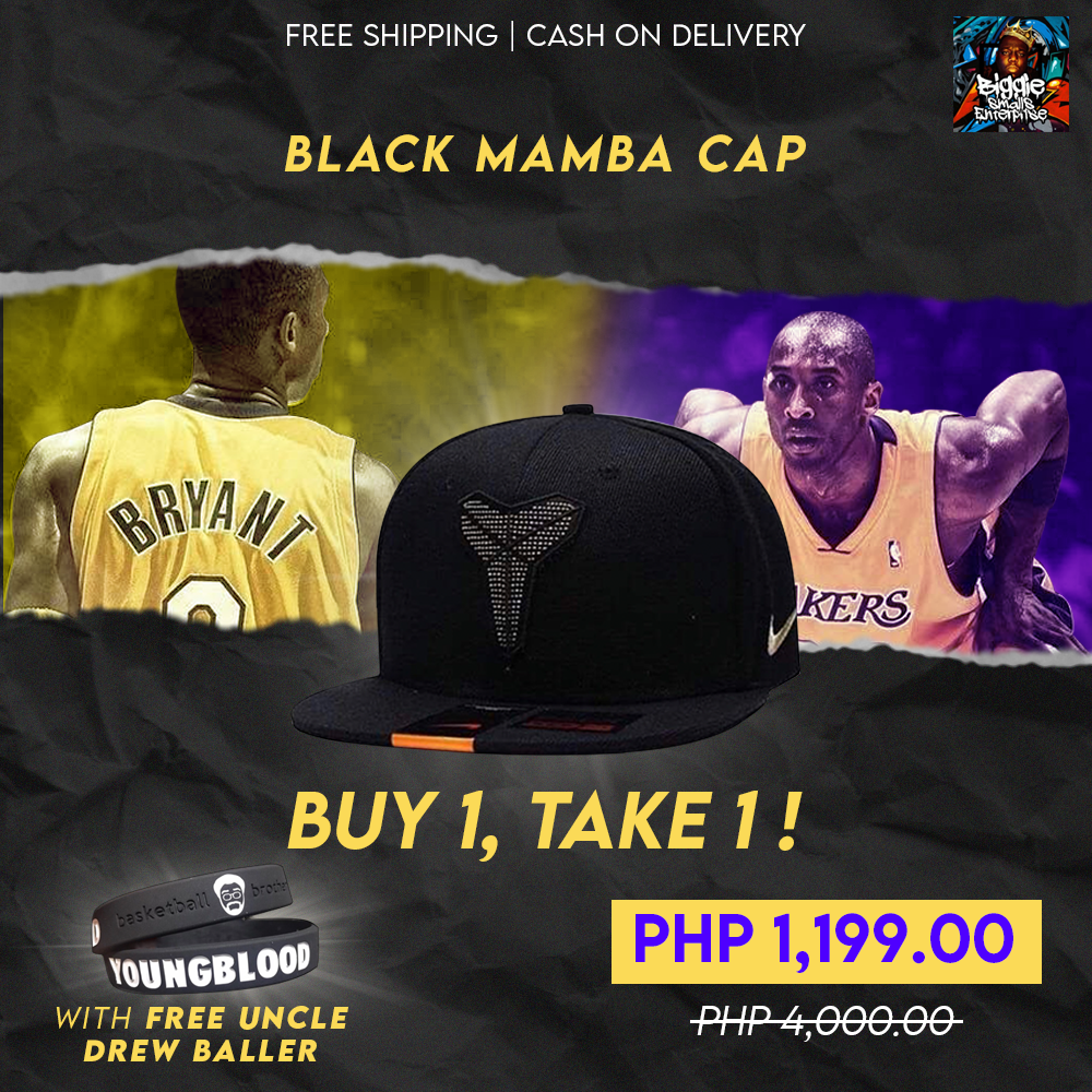 Buy 1 Take 1 Mamba Cap